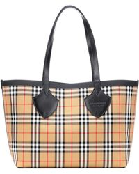 Burberry - The Giant Medium Reversible Shopper - Lyst
