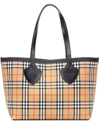 bb6ccf5fcdd7 Lyst - Women s Burberry Totes and shopper bags Online Sale