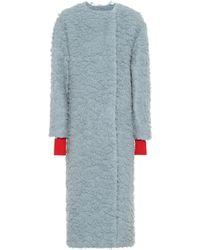 ROKSANDA - Edine Camel Wool And Silk Coat - Lyst