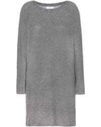 Velvet - Kleid Diya aus Jersey mit Streifen - Lyst