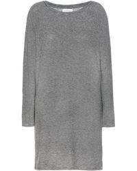 Velvet - Diya Striped Jersey Dress - Lyst