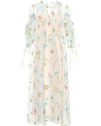 Rejina Pyo - Tia Embroidered Organza Dress - Lyst
