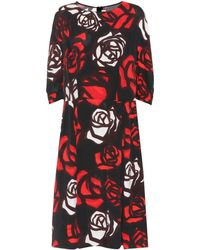 Marni - Floral-printed Dress - Lyst