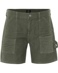Citizens of Humanity - Cotton Shorts - Lyst