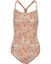 Étoile Isabel Marant - Seeley Printed Swimsuit - Lyst