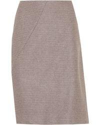 Preen By Thornton Bregazzi - Sabine Wool-blend Skirt - Lyst