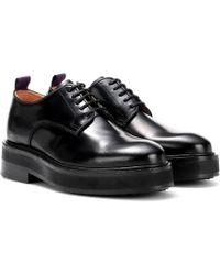 Eytys - Kingston Leather Derby Shoes - Lyst