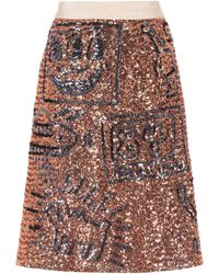 COACH - X Keith Haring - Gonna con paillettes - Lyst