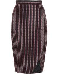 Altuzarra - Wilcox Stretch-cotton Skirt - Lyst