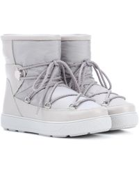 Moncler - New Fanny Ankle Boots - Lyst