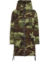 Canada Goose - Olympia Camouflage Down Parka - Lyst