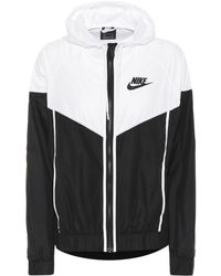 Nike - Hooded Running Jacket - Lyst