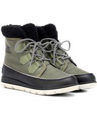 Sorel - Ankle Boots Explorer Carnival - Lyst