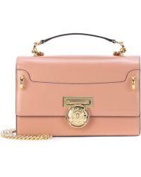 Balmain - Bbox 25 Leather Shoulder Bag - Lyst