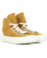 Converse - Chuck Taylor All Star Street Hiker Suede Sneakers - Lyst
