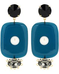 Marni - Beaded Earrings - Lyst