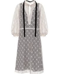 Dorothee Schumacher - Into Lace Cotton Dress - Lyst