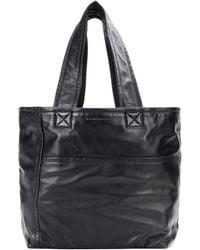 Victoria Beckham - Sunday Leather Shopper - Lyst