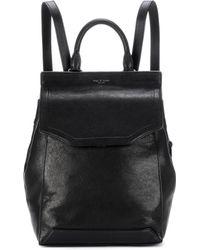 Rag & Bone - Pilot Leather Backpack - Lyst