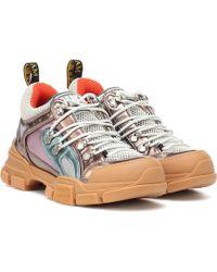 2517ca70c0a Gucci Women s -dapper Dan G74 Sneaker - Lyst