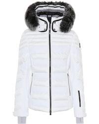Toni Sailer | Dioline Fur-trimmed Ski Jacket | Lyst