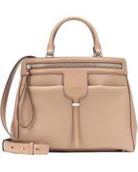Tod's - Thea Medium Leather Bucket Bag - Lyst