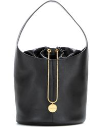 Tom Ford - Miranda Medium Leather Bucket Bag - Lyst