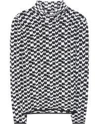 Moncler Grenoble - Wool And Cashmere Sweater - Lyst