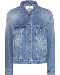 Acne Studios - Lab Vintage Denim Jacket - Lyst