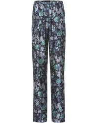 Burberry Printed Pyjama Pants