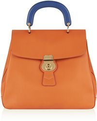 Burberry - The Trench Leather Portrait Bag - Lyst