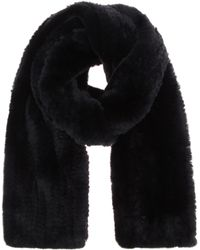 Meteo by Yves Salomon - Fur Scarf - Lyst