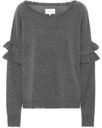 Current/Elliott | Wool And Cashmere Sweater | Lyst