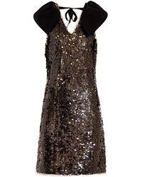 Rejina Pyo - Sleeveless Sequinned Dress - Lyst
