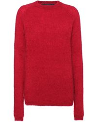 Haider Ackermann - Mohair-blend Sweater - Lyst