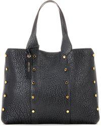 Jimmy Choo - Lockett Leather Shopper Bag - Lyst