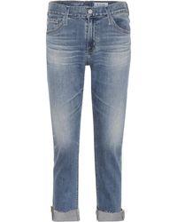 AG Jeans - Jean slim The Ex-Boyfriend - Lyst