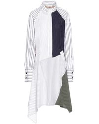 Floating Sleeve Belted Shirt J.W.Anderson Cheap With Credit Card I1jiArUeD1