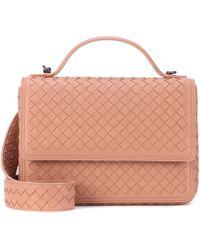 Bottega Veneta - Alumna Leather Shoulder Bag - Lyst