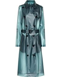 Dorothee Schumacher - Techno Transparency Raincoat - Lyst