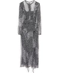 Dorothee Schumacher - Printed Silk Dress - Lyst