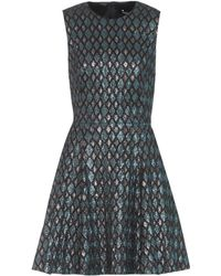 Dolce & Gabbana | Sleeveless Jacquard Dress | Lyst