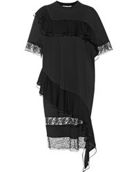 Givenchy - Cotton Lace Dress - Lyst