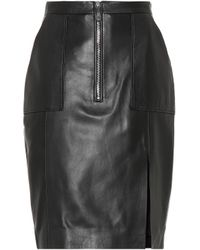 Altuzarra - Leather Pencil Skirt - Lyst
