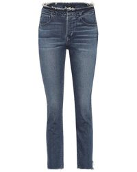 3x1 - Raw Edge Shelter Jeans - Lyst