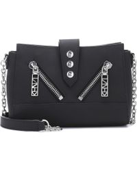 KENZO - Tiny Kalifornia Leather Shoulder Bag - Lyst