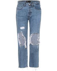 3x1 - W3 Higher Ground Straight Jeans - Lyst