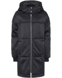 A.P.C. - Quilted Coat - Lyst