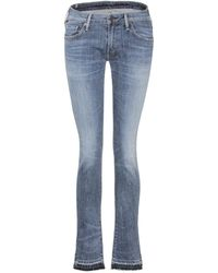 Citizens of Humanity - Low-Rise Skinny Jeans Racer - Lyst