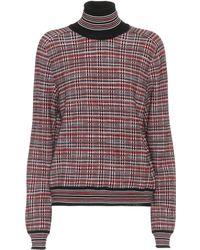 Missoni - Wool-blend Turtleneck Sweater - Lyst